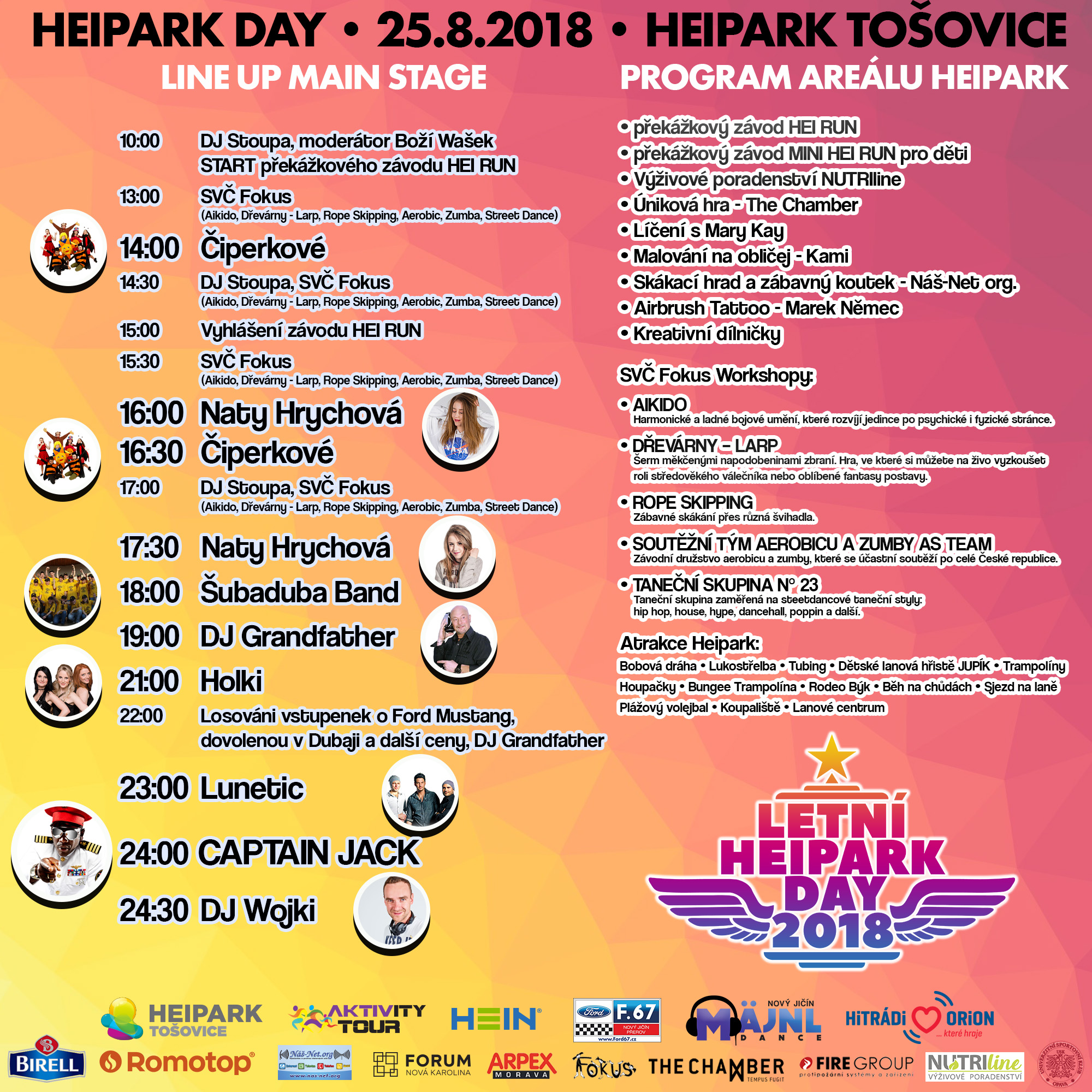 Heipark day program